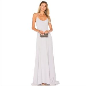 LOVERS + FRIENDS Brantford Gown Periwinkle Maxi